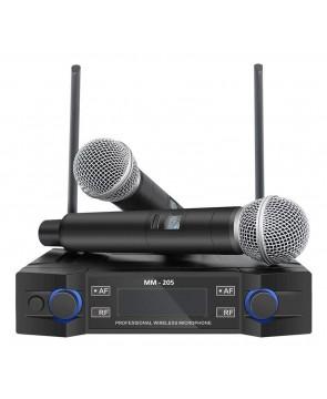 """MM """"MD-205 Vocal Artist"""" - радиосистема вокальная, 2 беспроводных радиомикрофона"""