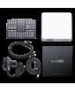 EVOBOX - компактная домашняя караоке приставка, содержит 2000 композиций, с возможностью использования иновационного Bluetooth-пульта