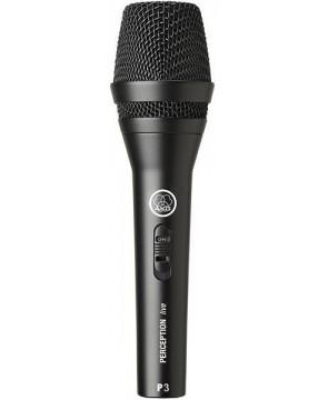 AKG P3S - микрофон вокальный/инструментальный динамический