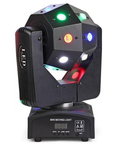 Mini Moving Head-Мини куб